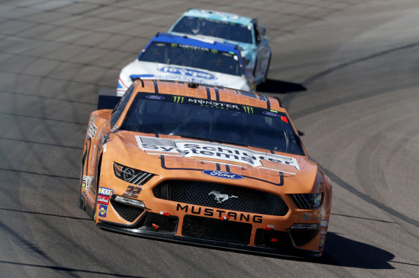 #32: Corey LaJoie, Go FAS Racing, Ford Mustang Schluter