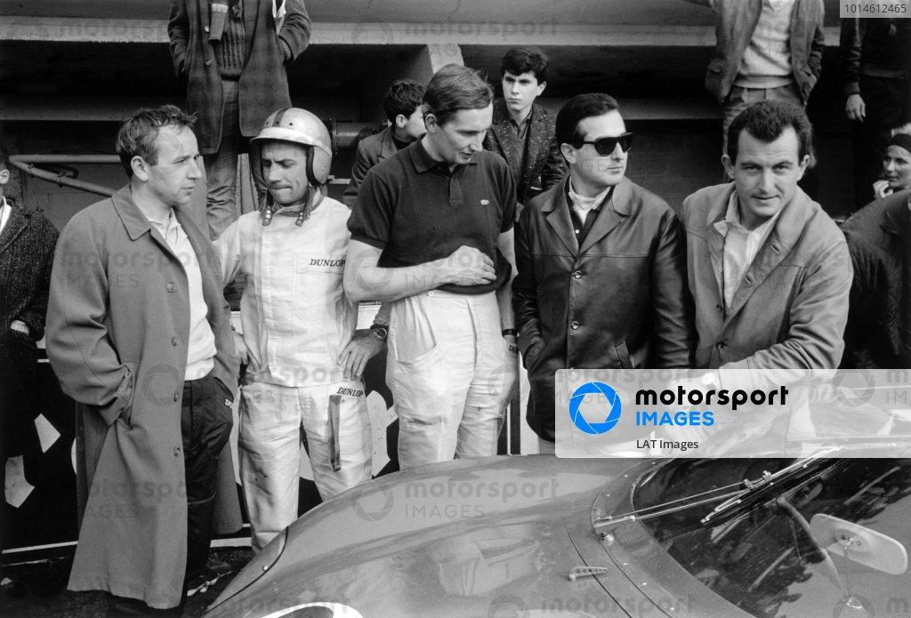1963 Le Mans 24 hours.