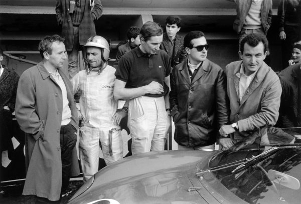 1963 Le Mans 24 hours.