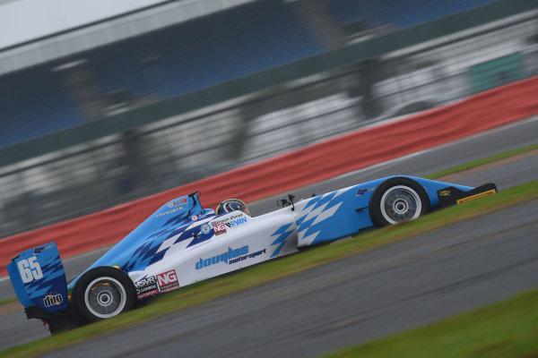 2016 BRDC Formula Three Championship, 11th-12th June 2016, SIlverstone, UK, Enaam Ahmed (GBR) Douglas Motorsport BRDC F3  World copyright. Ebrey/LAT Photographic