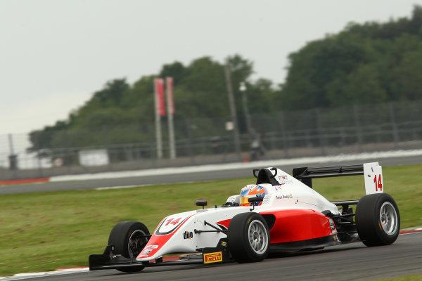 2016 BRDC Formula Three Championship, 11th-12th June 2016, SIlverstone, UK, Tarun Reddy (IND) Fortec Motorsports BRDC F3  World copyright. Ebrey/LAT Photographic