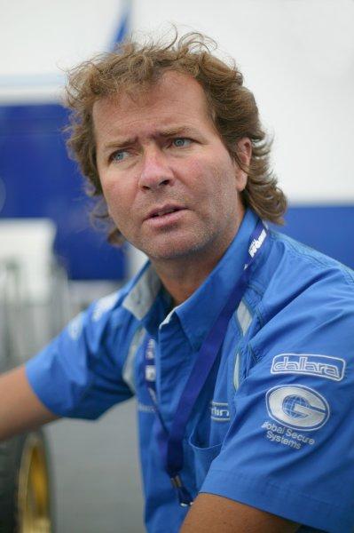 2007 British Formula Three Championship. Spa, Belgium. 26th - 28th July 2007.Trevor Carlin.Portrait.World Copyright: Drew Gibson/LAT Photographic.Ref: Digital Image Only.