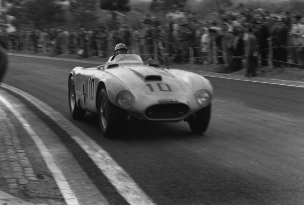Barcelona, Spain. 23rd October 1954