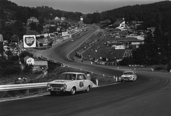 1964 Spa 24 hours.