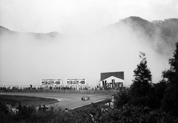 Jody Scheckter (RSA) Tyrrell P34 retired from the race on lap 59 with overheating problems. It was his last race for the Tyrrell team before joining Wolf.