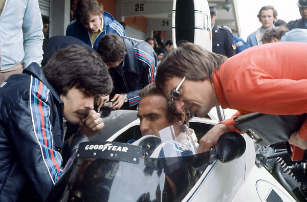 Buenos Aires, Argentina. 12 January 1975.
