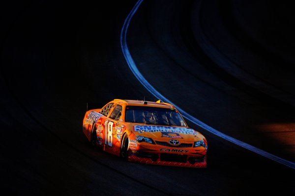 2-4 November, 2012, Fort Worth, Texas USA Kyle Busch.(c)2012, Lesley Ann Miller LAT Photo USA