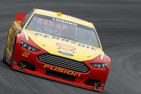 11-12 December 2012, Concord, North Carolina, USA Joey Logano.(c)2012, LAT Photo USA LAT Photo USA. .