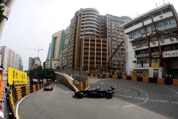 2013 Macau Formula 3 Grand Prix Circuit de Guia, Macau, China 13th - 17th November 2013  Stefano Coletti (ITA) EuroInternational Dallara Mercedes World Copyright: XPB Images / LAT Photographic  ref: Digital Image 2913545_HiRes