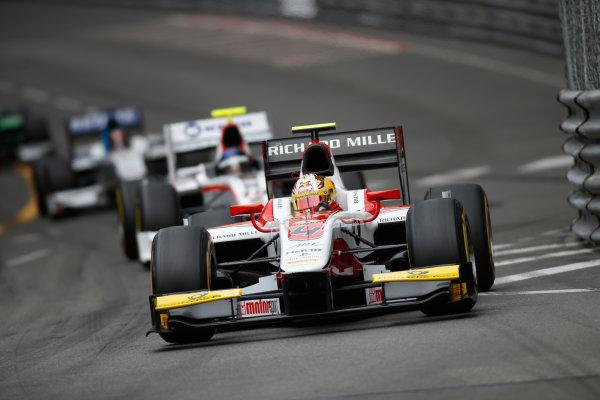 2013 GP2 Series. Round 4.  Monte Carlo, Monaco. 54th May 2013. Saturday Race. Daniel Abt (GER, ART Grand Prix). Action.  World Copyright: Glenn Dunbar/GP2 Series Media Service. Ref: _89P2736