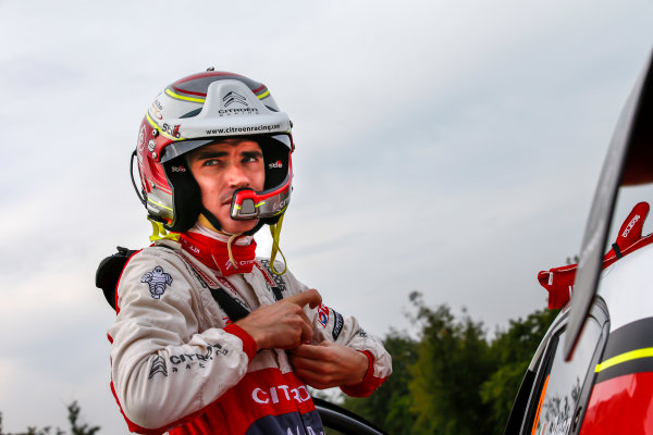 2017 FIA World Rally Championship, Round 10, Rallye Deutschland, 17-20 August, 2017, Craig Breen, Citroen, portrait, Worldwide Copyright: McKlein/LAT