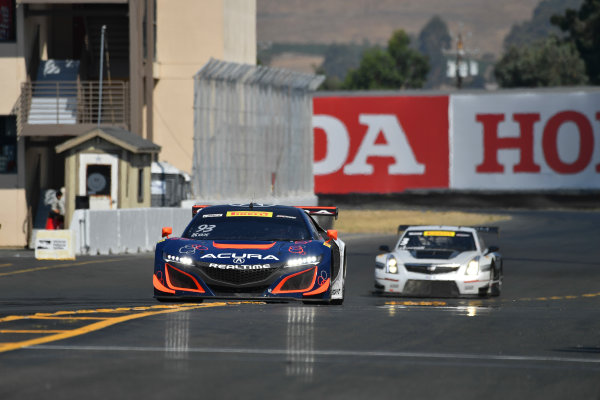 Pirelli World Challenge Grand Prix of Sonoma Sonoma Raceway, Sonoma, CA USA Sunday 17 September 2017 Peter Kox World Copyright: Richard Dole LAT Images ref: Digital Image RD_NOCAL_17_275