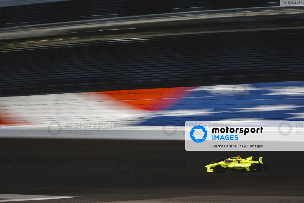 #22: Simon Pagenaud, Team Penske Chevrolet