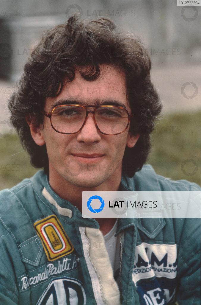 1982 Formula 1 World Championship.