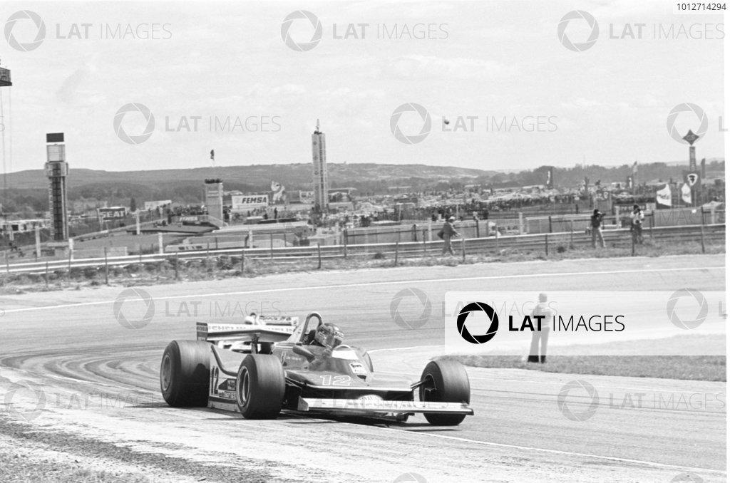 1979 Spanish Grand Prix.