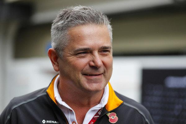 Gil de Ferran, Sporting Director, McLaren.