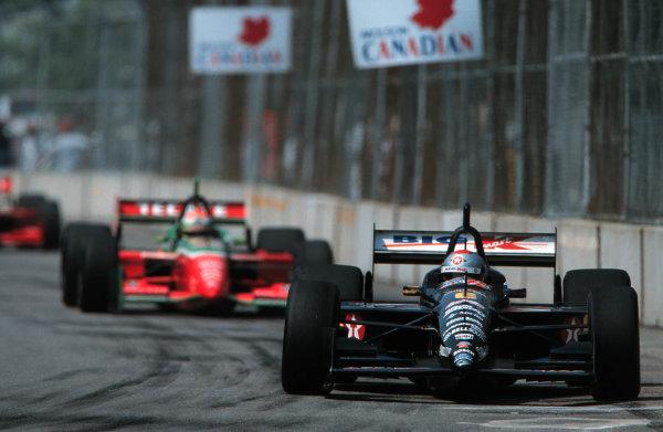 1999 CART Toronto G P.Andretti & Fernandez-1999, Phil Abbott, USALAT PHOTOGRAPHIC