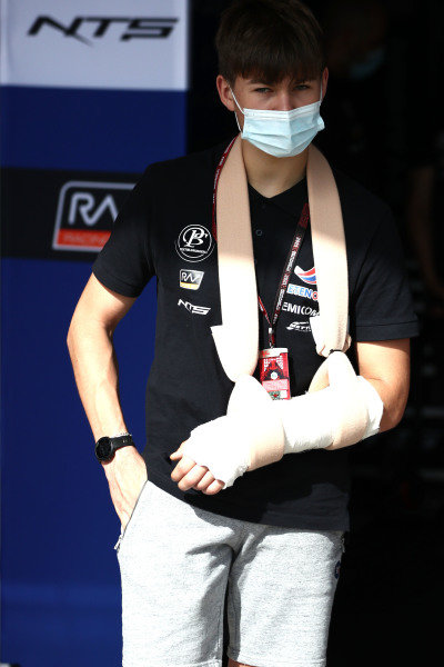 Barry Baltus, NTS RW Racing GP.