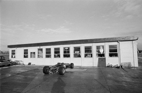 The Eagle Factory in 1967