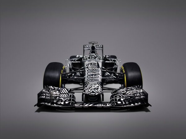 Infiniti Red Bull Racing RB11 Studio Images. Milton Keynes, UK. Friday 30 January 2015. The Red Bull Racing RB11. Photo: Red Bull Racing (Copyright Free FOR EDITORIAL USE ONLY) ref: Digital Image Red_Bull_RB11_Studio_2015_01