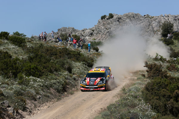 2014 World Rally Championship Rally Italy Sardinia 5th - 8th June 2014 Martin Prokop, Ford WRC, Action Worldwide Copyright: McKlein/LAT
