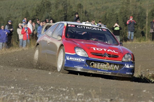 2005 FIA World Rally Champs. Round twelve