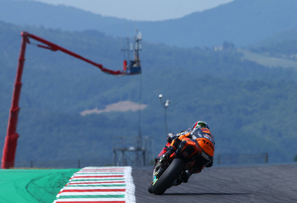 2017 Moto2 Championship - Round 6 Mugello, Italy Friday 2 June 2017 Brad Binder, Red Bull KTM Ajo World Copyright: Gold & Goose Photography/LAT Images ref: Digital Image 673581