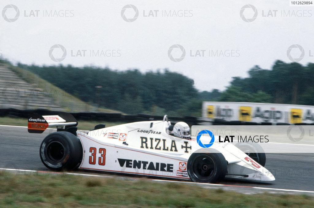 1982 German Grand Prix.