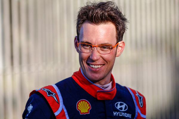 2017 FIA World Rally Championship, Round 05, Rally Argentina, April 27-30, 2017, Thierry Neuville, Hyundai, Portrait, Worldwide Copyright: McKlein/LAT