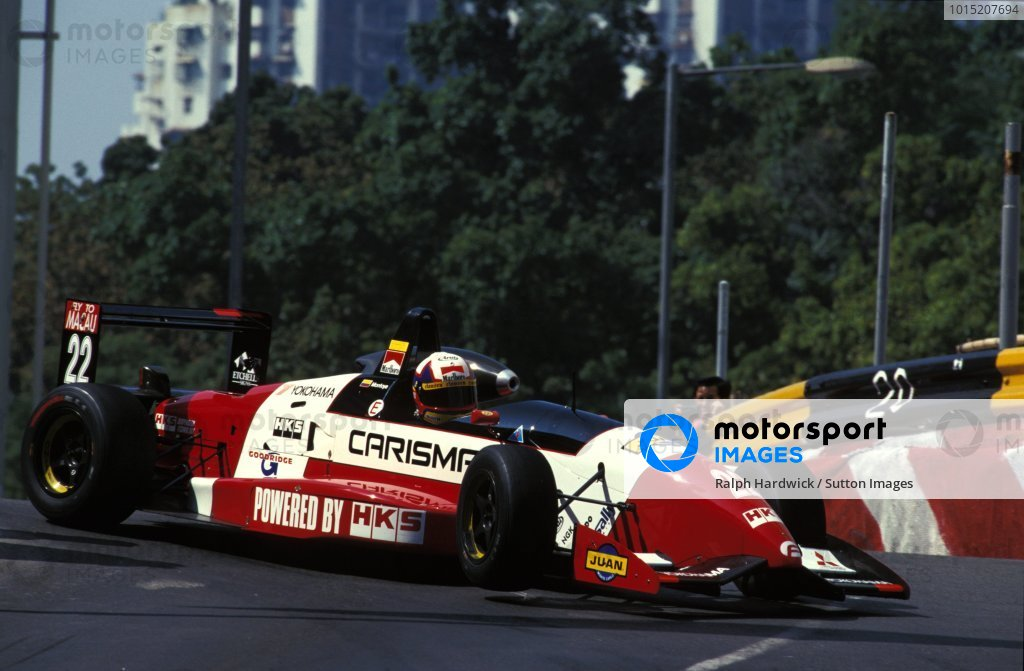 FIA Macau Formula 3 World Cup