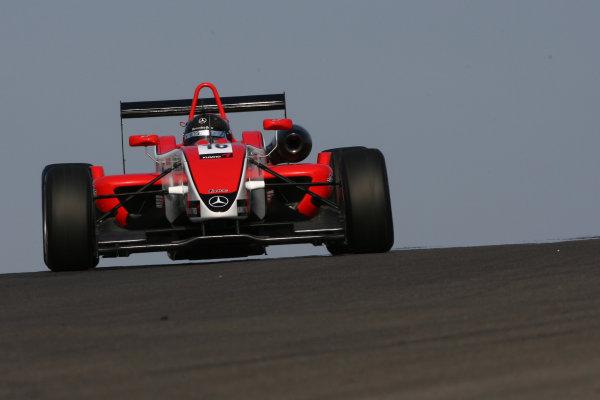 Zandvoort, Holland. 13th-14th June 2009,Riki Christodoulou (GBR) - Fortec Motorsport Dallara MercedesWorld Copyright: Ebrey/LAT Photographic