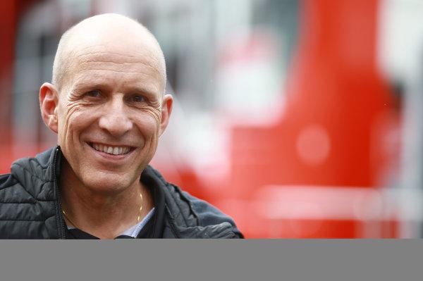 2017 MotoGP Championship - Round 11 Spielberg, Austria Thursday 10 August 2017 Daniel Epp World Copyright: Gold and Goose / LAT Images ref: Digital Image 685354