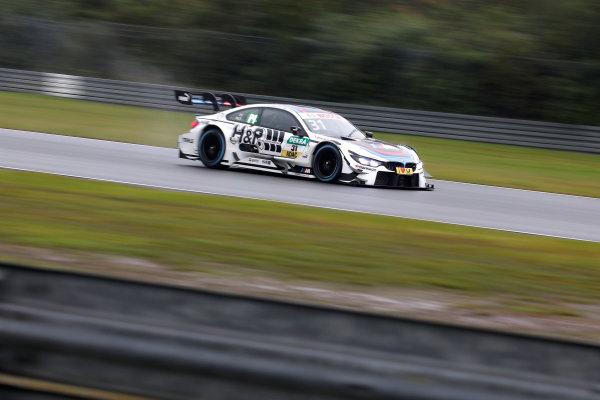 2017 DTM Round 7  Nürburgring, Germany  Saturday 9 September 2017. Tom Blomqvist, BMW Team RBM, BMW M4 DTM  World Copyright: Alexander Trienitz/LAT Images ref: Digital Image 2017-DTM-Nrbg-AT1-0815
