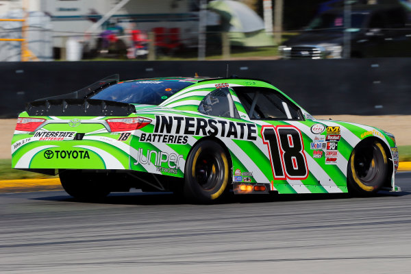 NASCAR XFINITY Series Mid-Ohio Challenge Mid-Ohio Sports Car Course, Lexington, OH USA Saturday 12 August 2017 Regan Smith, Interstate Batteries Toyota Camry World Copyright: Russell LaBounty LAT Images