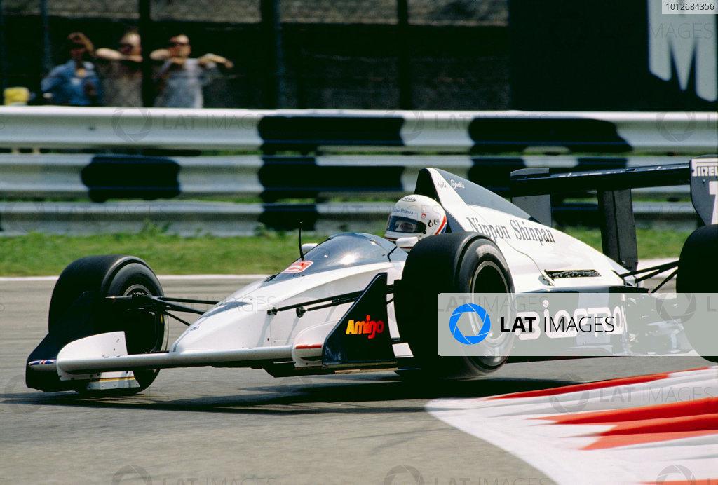 1989 Italian Grand Prix.