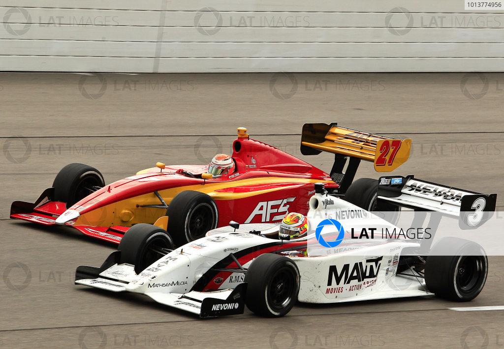 2012 Indy Lights Iowa