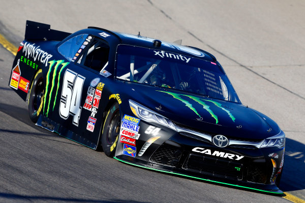 31 July - 1 August, 2015, Newton, Iowa USA Drew Herring, Monster Energy Toyota Camry ?2015, Russell LaBounty LAT Photo USA