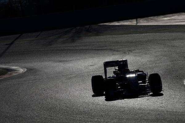 Circuit de Catalunya, Barcelona, Spain Tuesday 01 March 2016. Felipe Nasr, Sauber C35 Ferrari.  World Copyright: Glenn Dunbar/LAT Photographic ref: Digital Image _89P8743