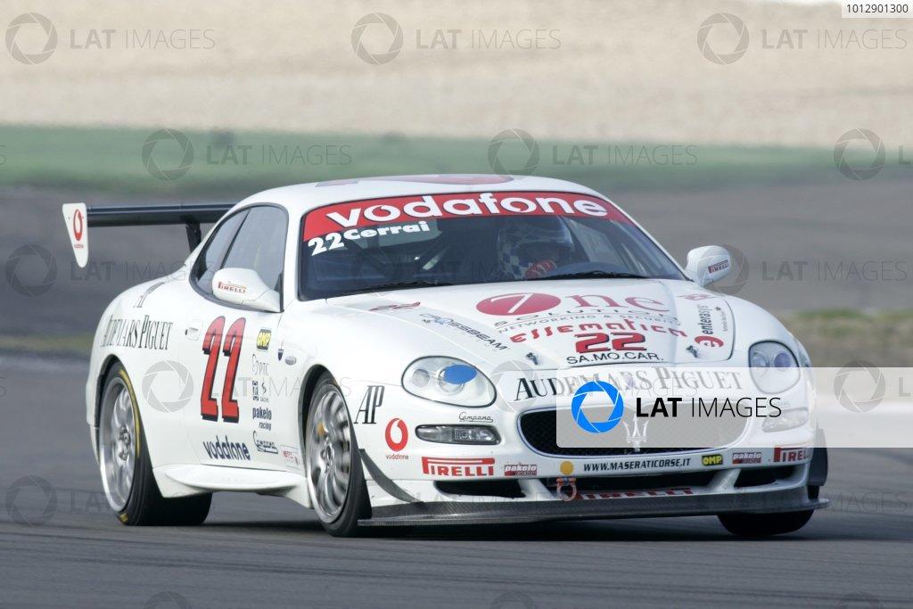 2005 Trofeo Maserati Championship,