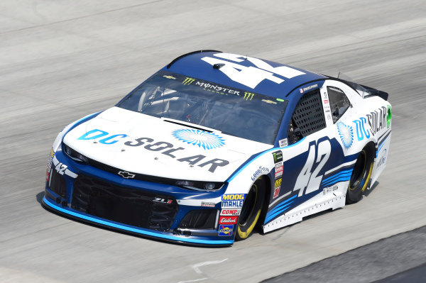 #42: Kyle Larson, Chip Ganassi Racing, Chevrolet Camaro DC Solar