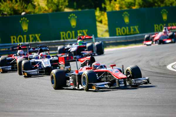 Hungaroring, Budapest, Hungary. Saturday 29 July 2017 Nobuharu Matsushita (JPN, ART Grand Prix).  Photo: Hone/FIA Formula 2 ref: Digital Image _ONZ9800