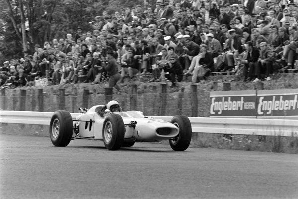 Ronnie Bucknum, Honda RA271.