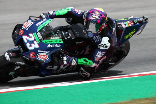 Enea Bastianini, Esponsorama Racing.
