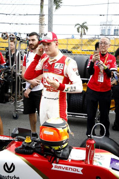 Mick Schumacher, SJM Theodore Racing by PREMA.