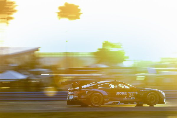 #24 BMW Team RLL BMW M8 GTE, GTLM: Marco Wittmann, Augusto Farfus, Jesse Krohn, John Edwards