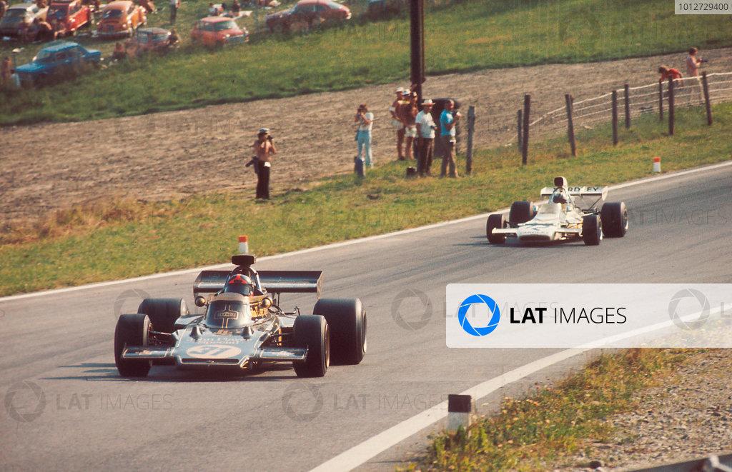 1972 Austrian Grand Prix.