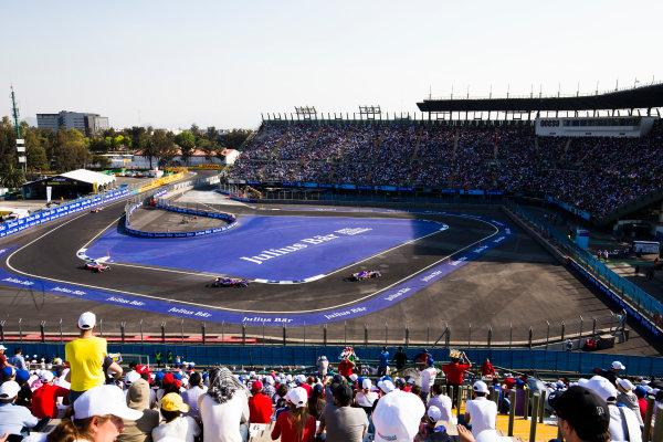 Autodromo Hermanos Rodriguez, Mexico City, Mexico