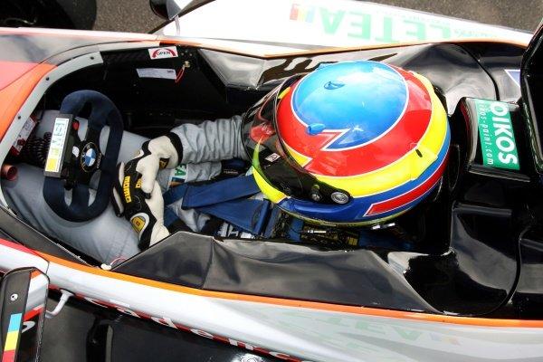 Doru Sechelariu (ROM) FMSI. Formula BMW Europe, Rd 3, Silverstone, England, 18-21 June 2009.