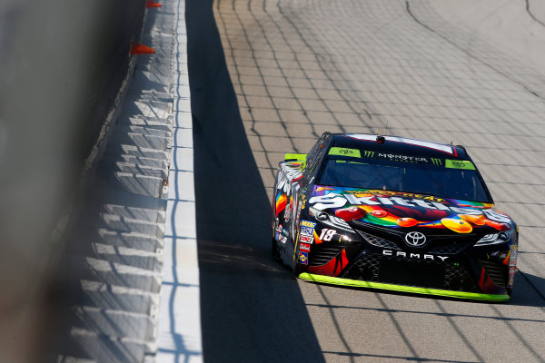 NASCAR XFINITY Series TheHouse.com 300 Chicagoland Speedway, Joliet, IL USA Friday 15 September 2017 Kyle Busch, Joe Gibbs Racing, Skittles Sweet Heat Toyota Camry World Copyright: Lesley Ann Miller LAT Images