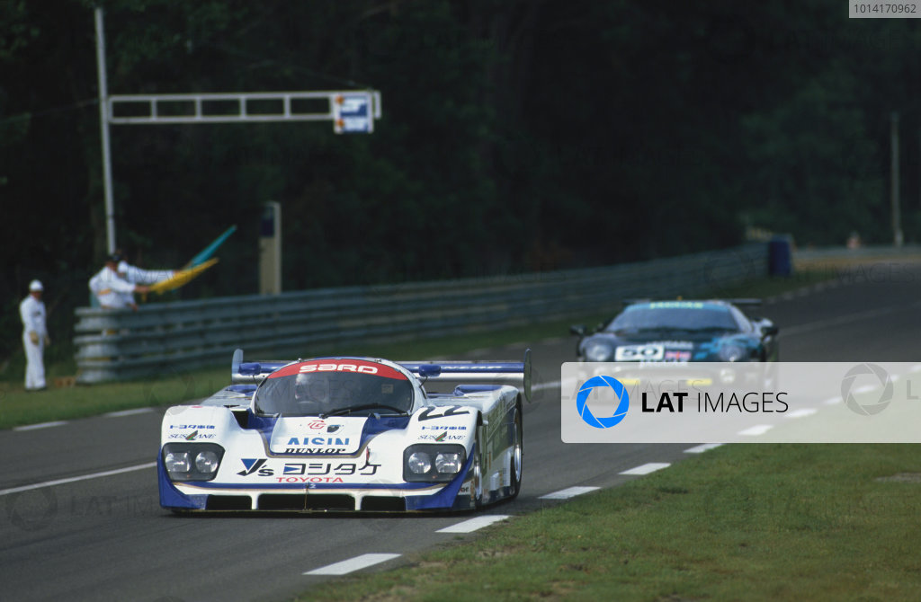 1993 Le Mans 24 Hours.